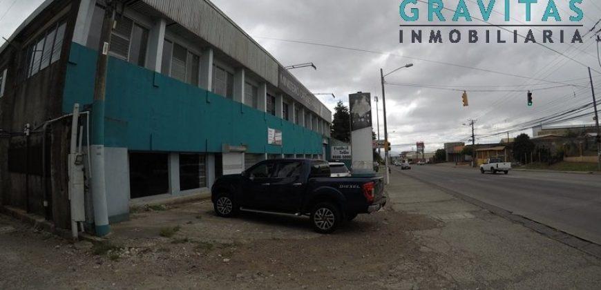 Bodega de 2000m2 Frente a Carretera Guadalupe ID-158