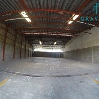 Bodega Industrial de 470m2 en Ochomogo de Cartago ID-126