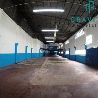 Bodega Industrial de 700m2 en Guadalupe ID-164