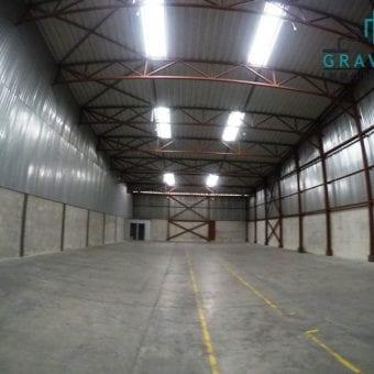 Bodega Industrial de 345m2 en Ochomogo ID 150