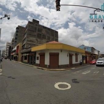 Local Comercial de 100m2 en San José Centro ID149