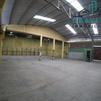 Bodega Industrial de 282m2 en Pavas ID-160