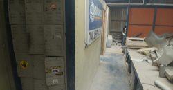 Bodega de 800m2 Frente a Calle Principal en Grecia ID-E103