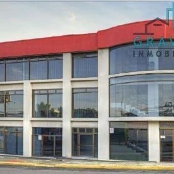 Edificio de 1855 m2 para oficinas en Pozos de Santa Ana ID-210