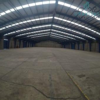 Bodega Industrial de 3500m2 en la Uruca ID-236