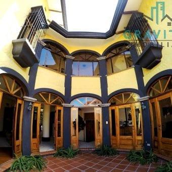 Casa Colonial en Lomas de Ayarco ID-205