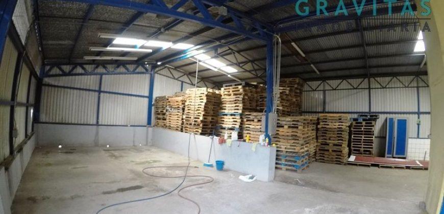Planta Industrial con Pozo Propio en Belén de Heredia ID-208