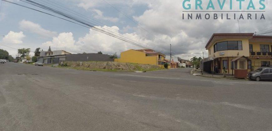Lote con Uso Mixto en el Prado Curridabat ID-222