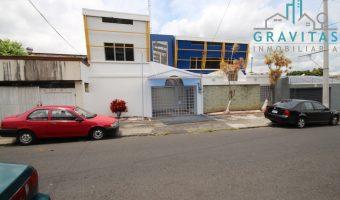Se Alquila Edificio AMPLIO en Tibás