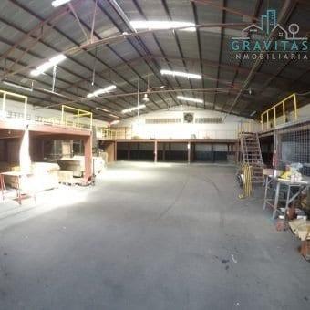 Bodega Industrial de 1200m2 en San Francisco de Dos Ríos