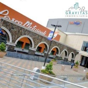 LOCALES PARA RESTAURANTE/ÁREA FINANCIERA/COMERCIALES en Centro Comercial Paseo Metrópoli. id-335