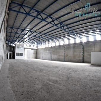 Bodega de 500m2 en Complejo industrial Pavas / Seguridad 24-7.