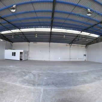 Bodega de 440m2 en Complejo industrial Pavas / Seguridad 24-7.