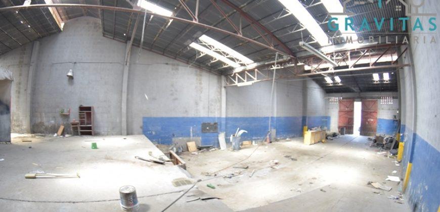 Dos Bodegas de 660m2 en total en San José Centro Oportunidad
