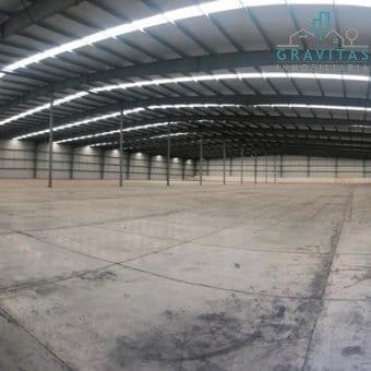 Nave Industrial de 10,100m2 en el Coyol de Alajuela / Complejo Privado Seguridad 24-7.