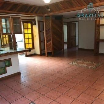 Se alquila apartamento en Moravia | 3 hab | Seguridad 24|7