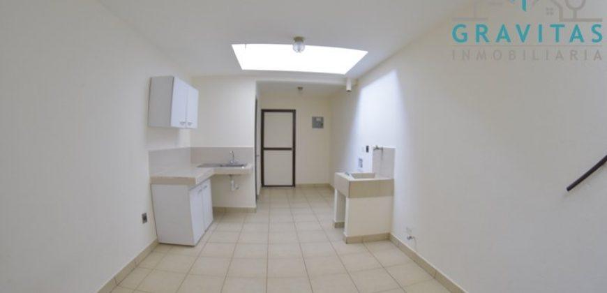 Apartamento de 2 Habitaciones en Zapote / por la U Veritas ID-466