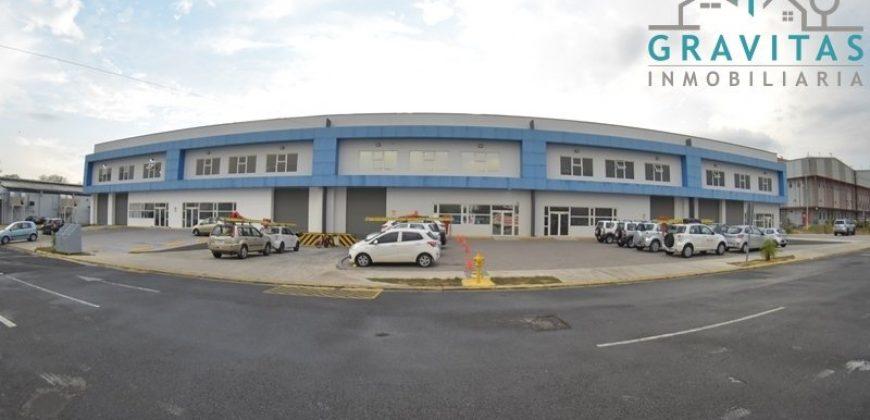 Módulos de Bodega de 648m2 en Zona Franca en el Coyol de Alajuela ID-135