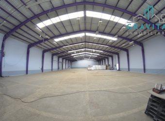 Bodega Industrial y Comercial de 2000m2 en Heredia