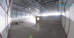 Bodega de 330m2 en Pavas / Uso mixto / Seguridad 24-7