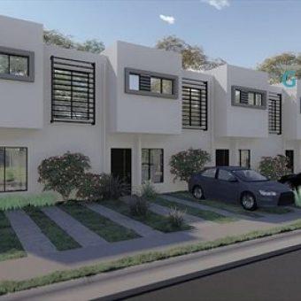 Casas Nuevas en Curridabat en Condominio