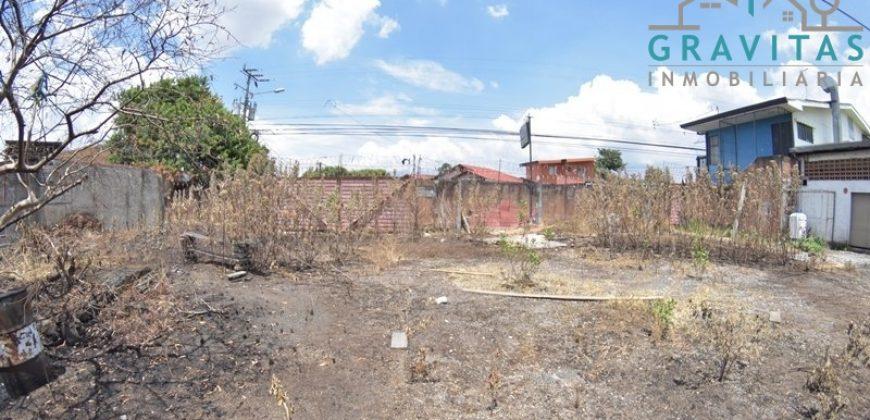 Lote en Desamparados Calle Fallas ID-457