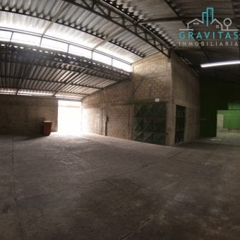 Bodega de 250m2 en Curridabat / Uso Industrial ID-571