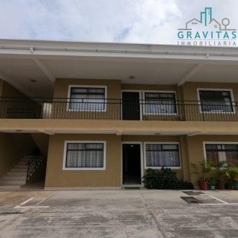 Apartamento de 2 habitaciones en Pinares Curridabat ID-634