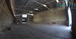 Bodega de 600m2 en Complejo industrial Pavas / Seguridad 24-7.