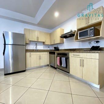 Apartamento amueblado en Escazú Trejos ID-701