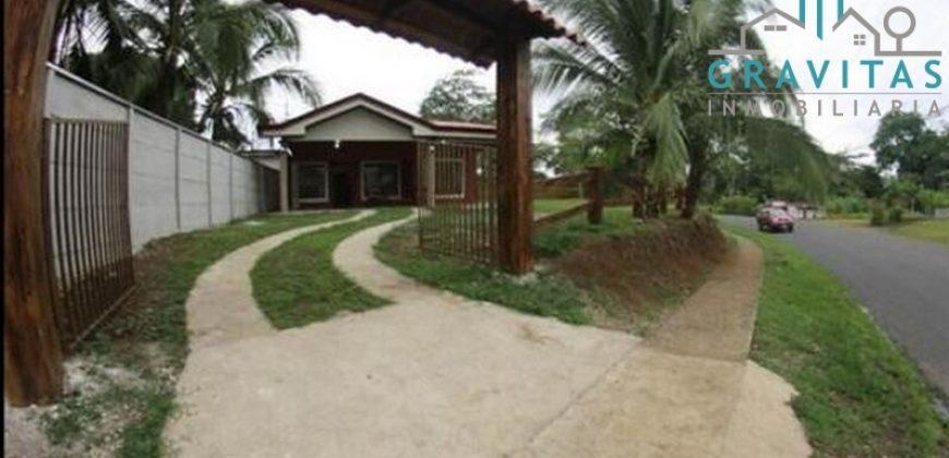 Casa amueblada en La Fortuna LV-112
