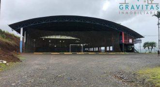Bodega 1200 m2 en Ciudad Quesada LV-115