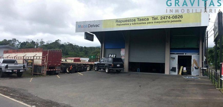 Local comercial 200m2 en Aguas Zarcas LV-118