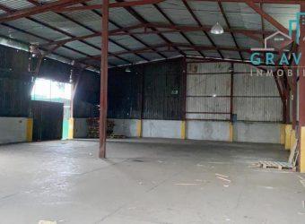 Alquiler Bodega en la Heredia de 420m2 ID – 809