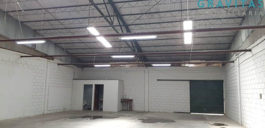 Se Alquila Bodega Industrial de 280m2 en Pavas ID-826