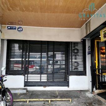 Local en Pavas por Embajada 40 m2 ID 819