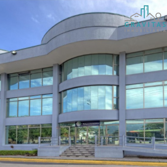 Edificio en Pozos Santa Ana / 4038m2 / 131 parqueos ID 768