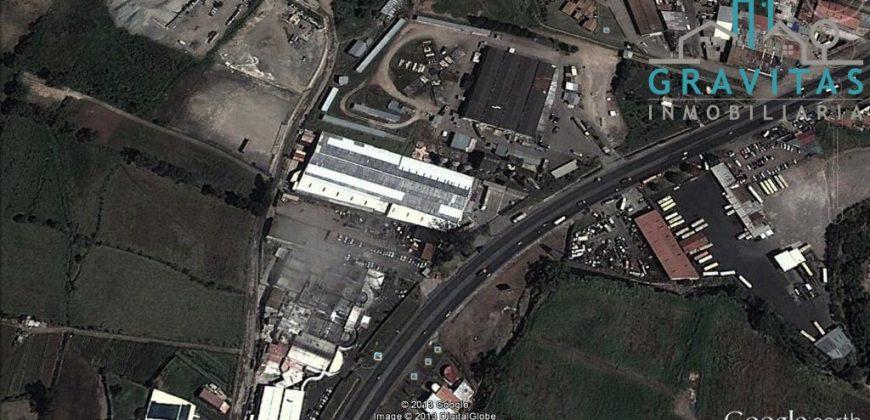 Bodega en la Lima de Cartago de 7500m2 Uso Mixto ID 827