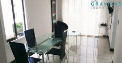 Apartamento Amoblado en Vistas de Cariari x Boliche ID 837