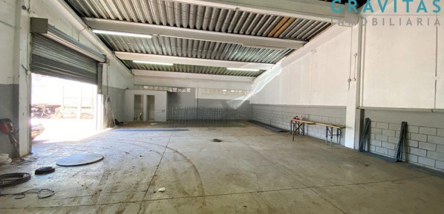 Bodega en Barreal de Heredia 500 m2 x Cenada ID 834