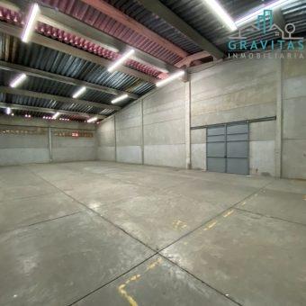 Bodega en Barreal de Heredia 400 m2 x Cenada ID 753